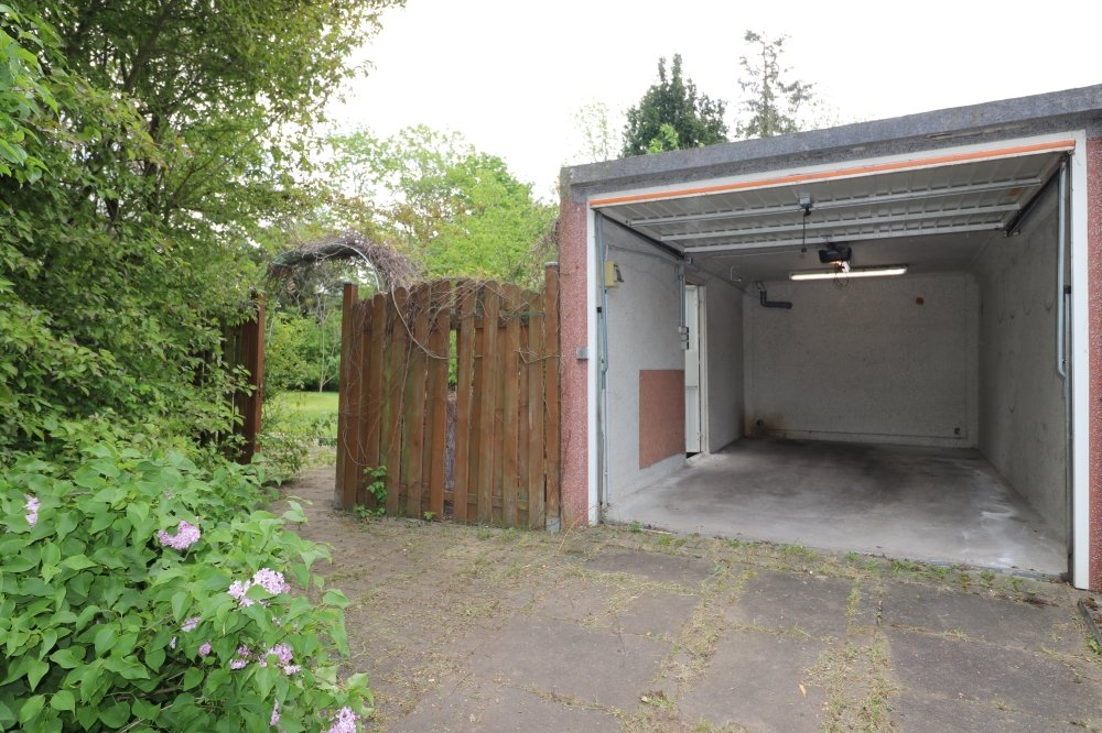 Garage - rechts