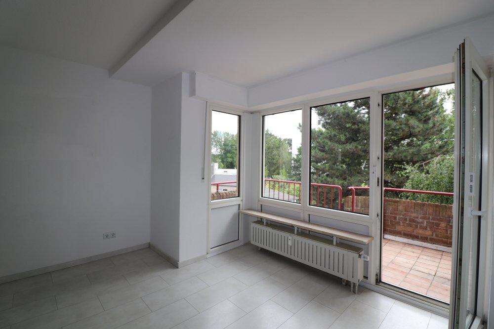 Wohnzimmer/Balkon